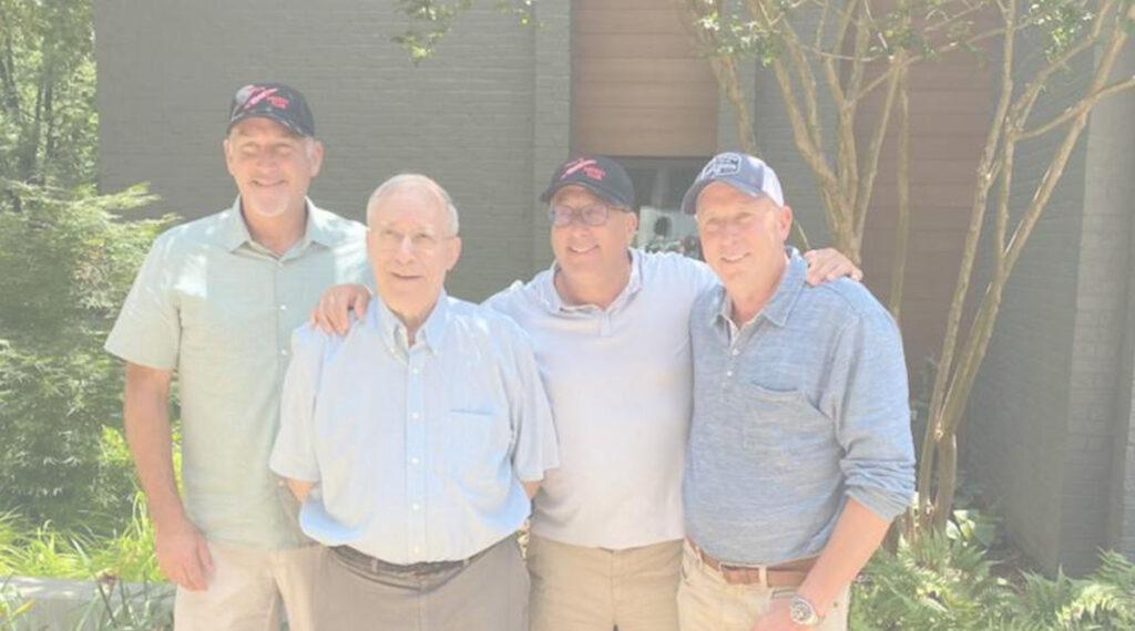 Dr. Rosen & HIs Family
