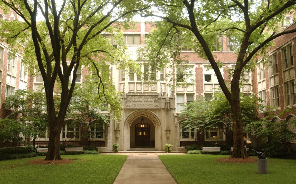 Vanderbilt University Medical School campus